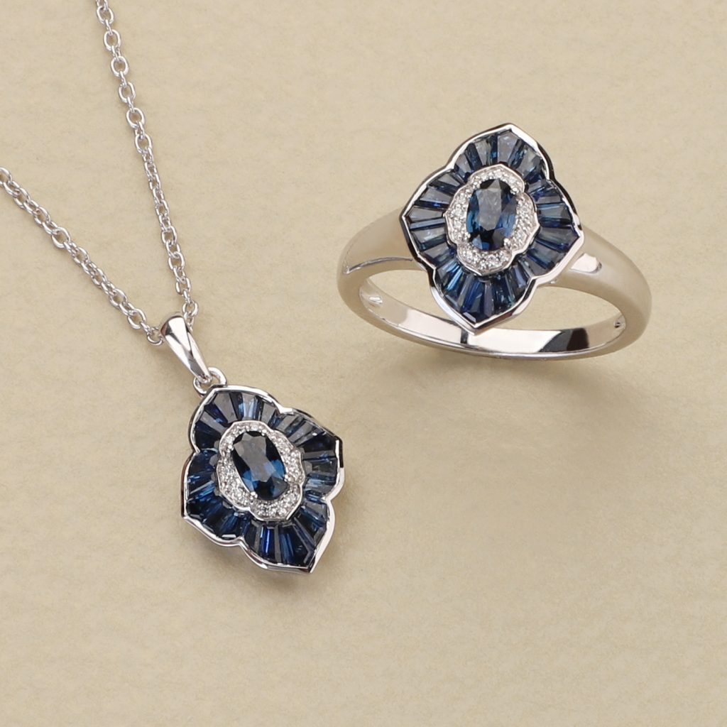 PRANDA's products - Rings and Necklace